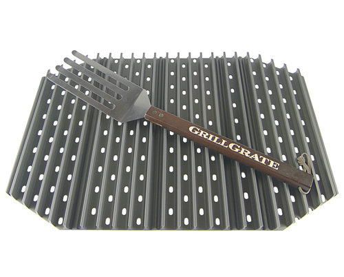 GrillGrate-Portable Kitchen 360 charcoal grill-4 Panel 0688907862244
