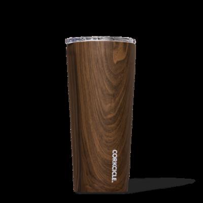 Corkcicle-Tumbler24oz-Walnut Wood