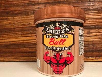 Daigle's-Strong Like Bull-Beef Injection-11.2oz