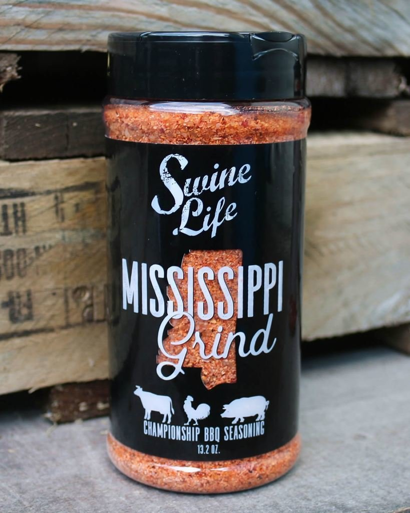 Mississippi Grind- Championship BBQ Seasoning 0698902014487