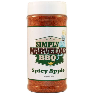 Simply Marv-Spicy Apple