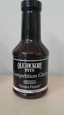 Ole Hickory-Competition Glaze-BBQ Sauce