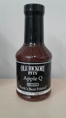 Ole Hickory Pits- Apple Q BBQ sauce