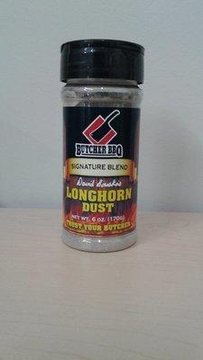 Butcher BBQ- Longhorn Dust