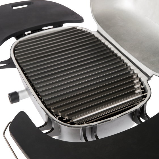 PK Grill-Black 360 with Shelves