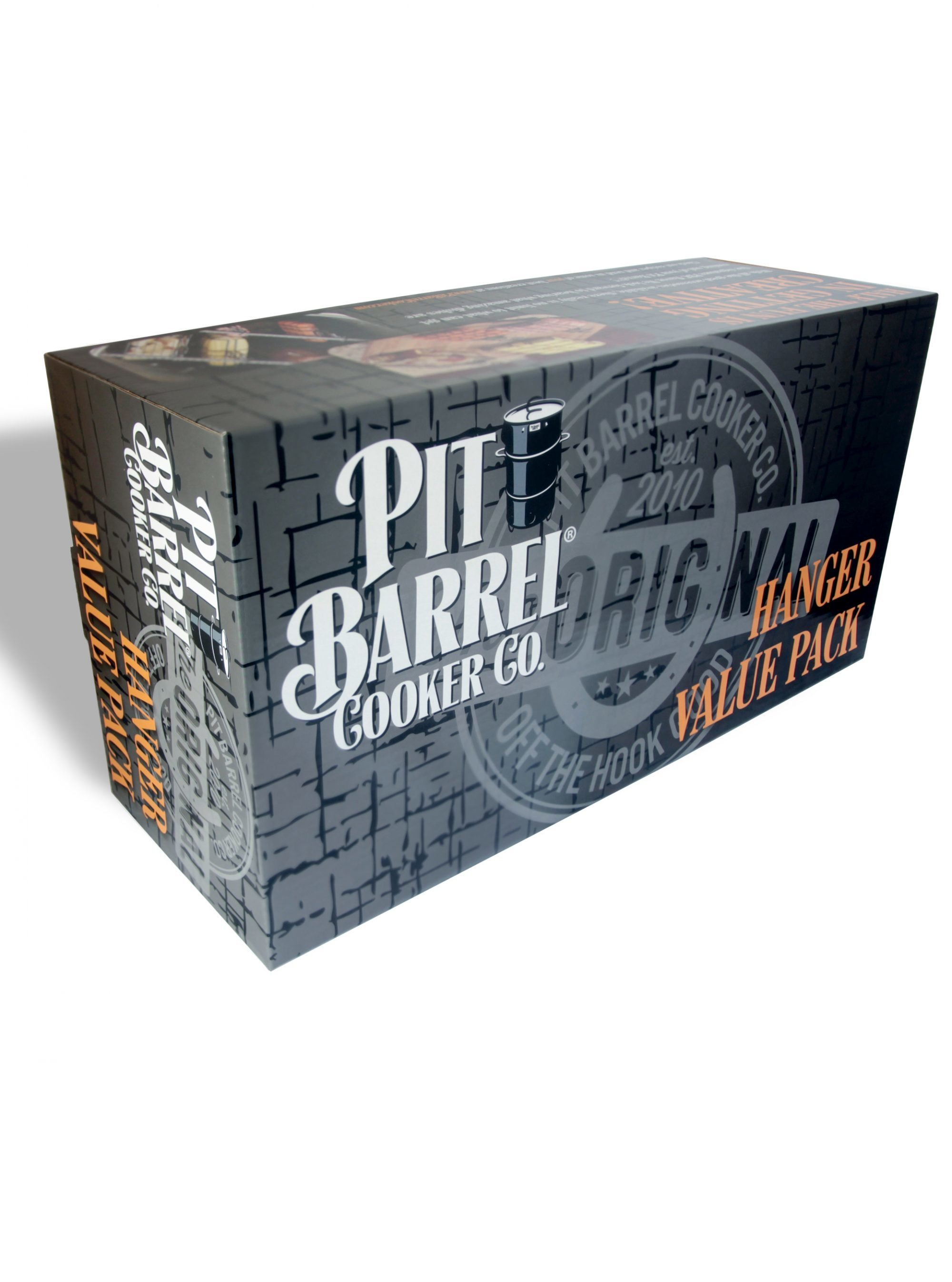 Pit Barrel Cooker- Hanger Value Pack