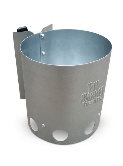 Pit Barrel Cooker-Chimney Starter 0857212003387
