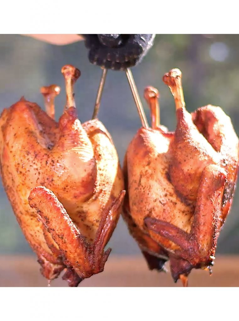 Pit Barrel Cooker-Turkey Hanger