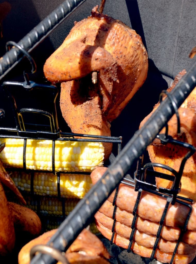 Pit Barrel Cooker-Corn Hanger