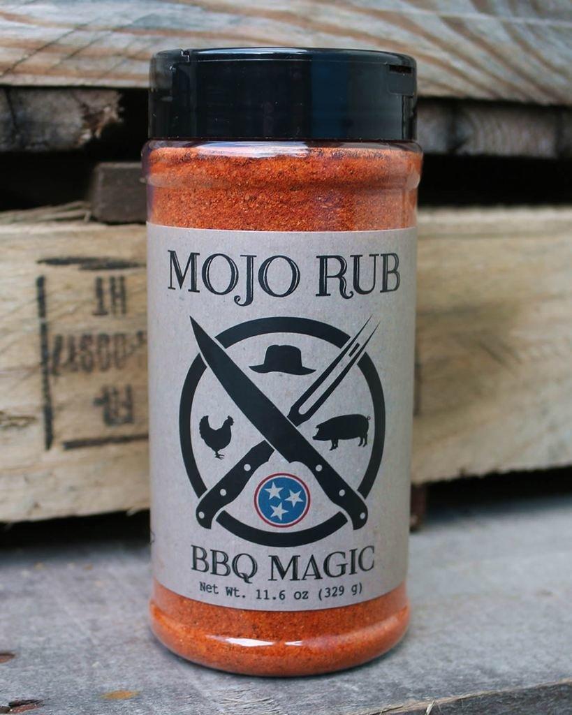 Tennessee Mojo BBQ-BBQ Magic