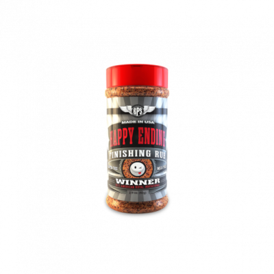 Big Poppa Smokers-Happy Ending - Finishing Rub