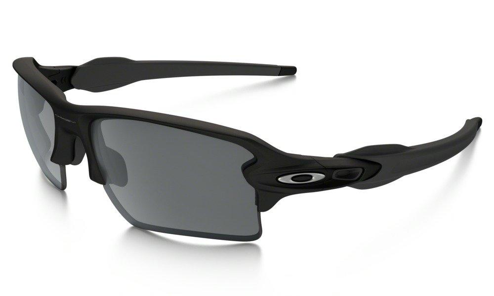 Oakley- Half Jacket 2.0 XL Polished Black with Black Iridium Polarized 0700285494227