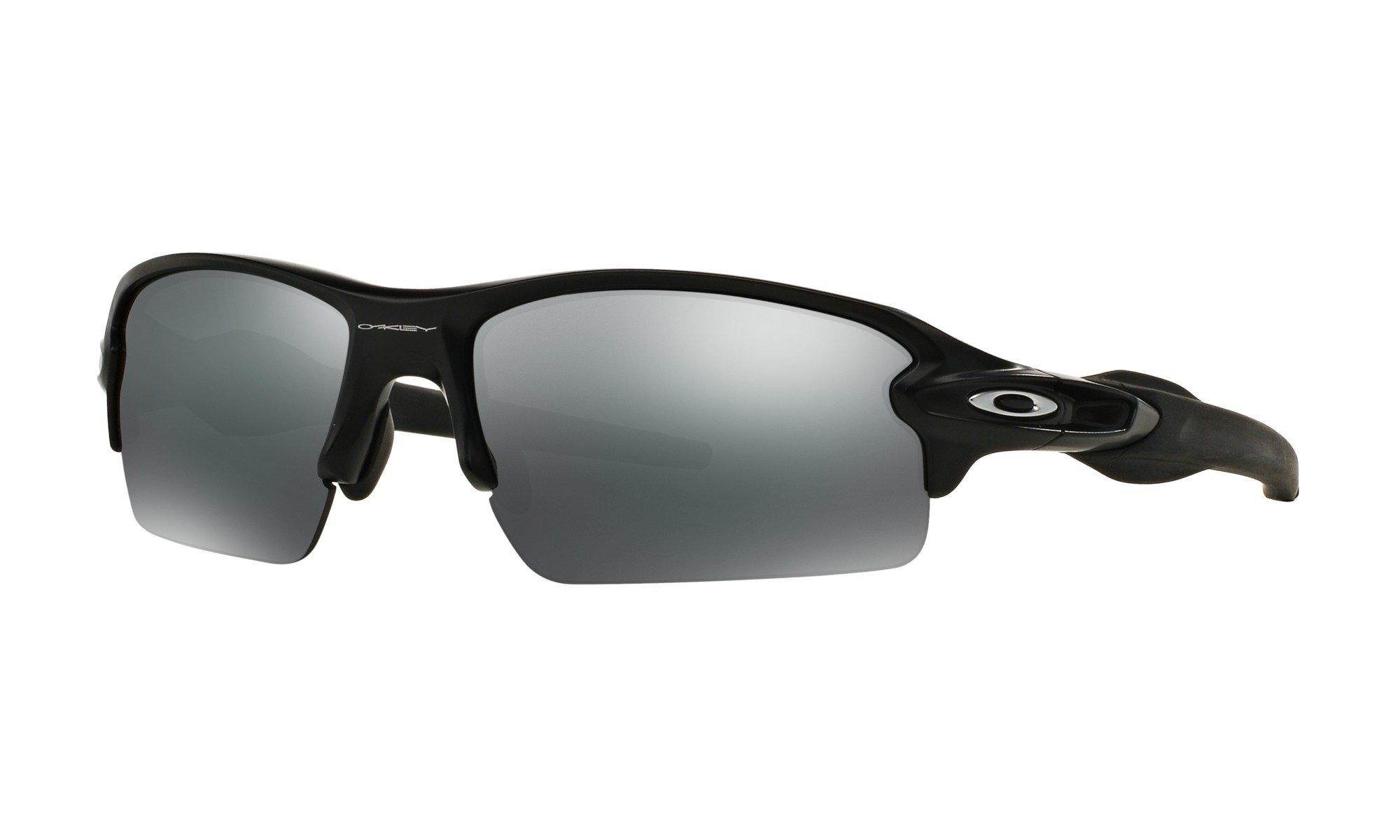 Oakley- Half Jacket 2.0 XL Polished Black with Black Iridium Polarized