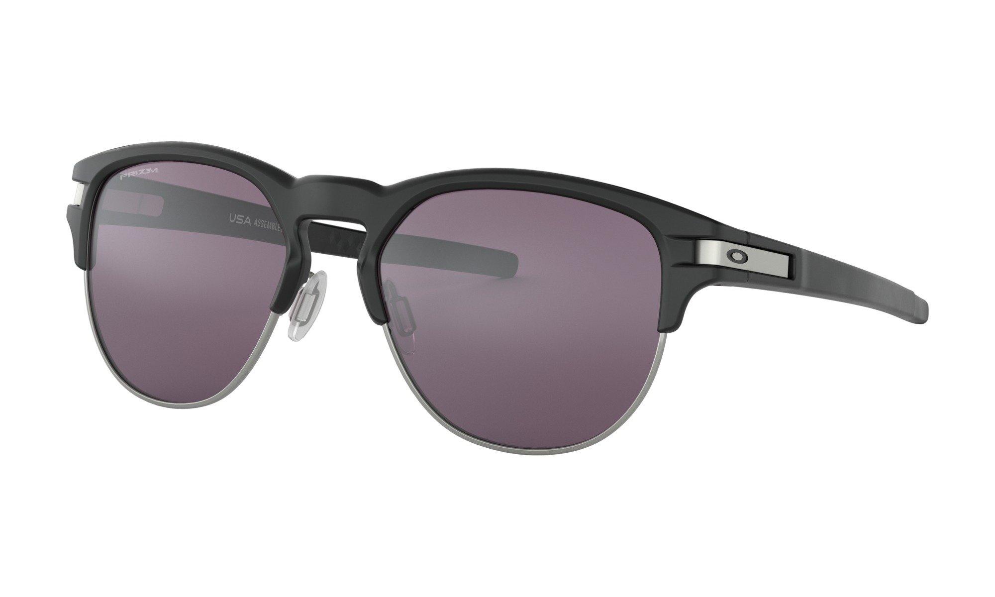 Oakley-Latch Matte Black W/Grey 0888392136107