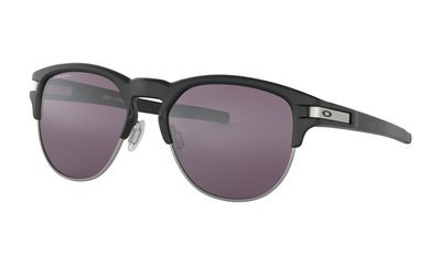 Oakley-Latch Matte Black W/Grey