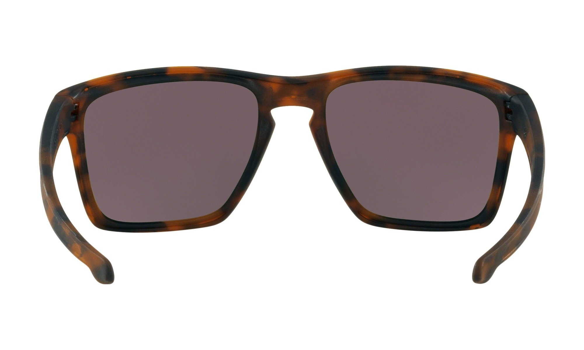 Oakley-Silver XL- Matte Brown Tortoise with Prizm Grey