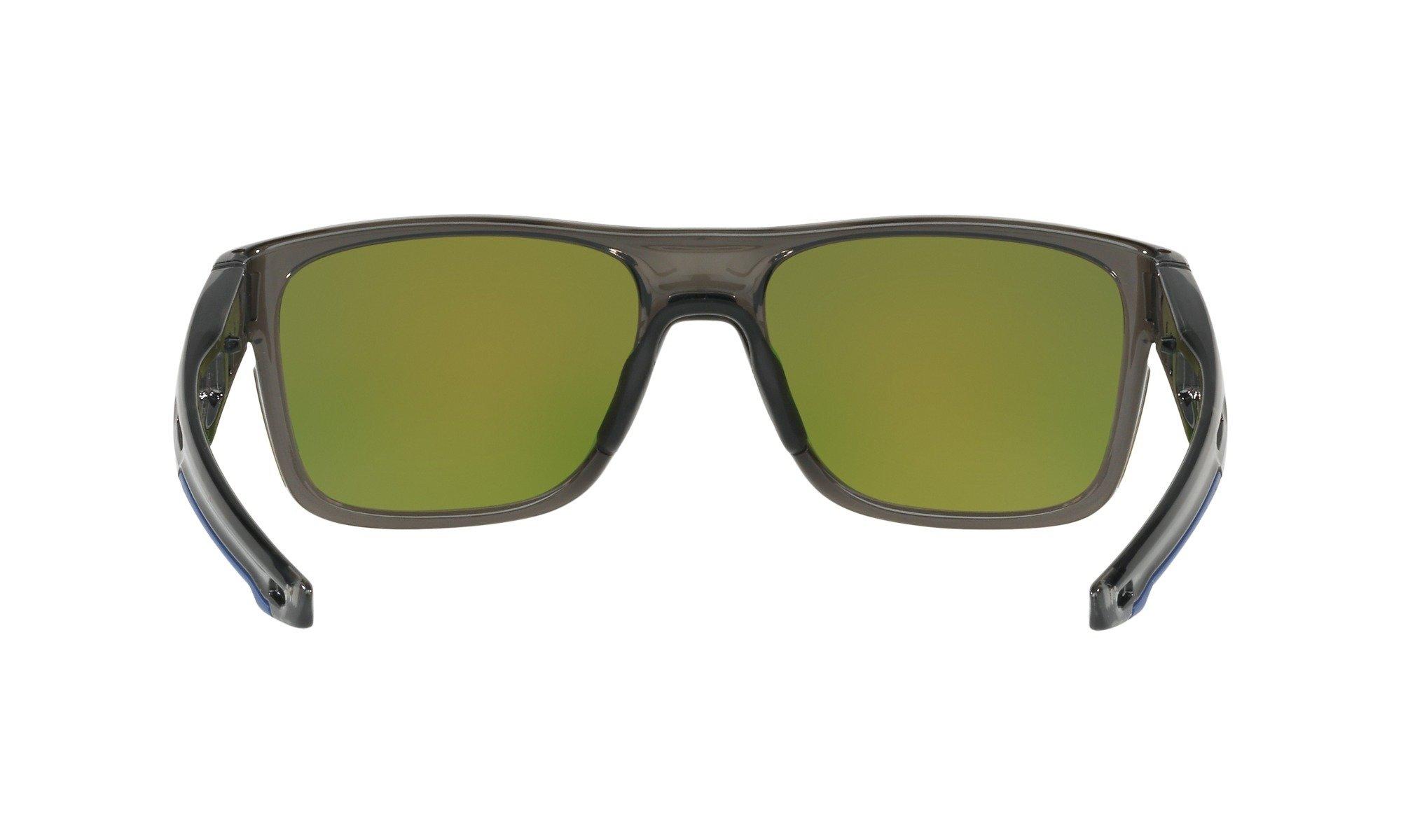 Oakley-Crossrange Grey Smoke W/ Prizm Ruby
