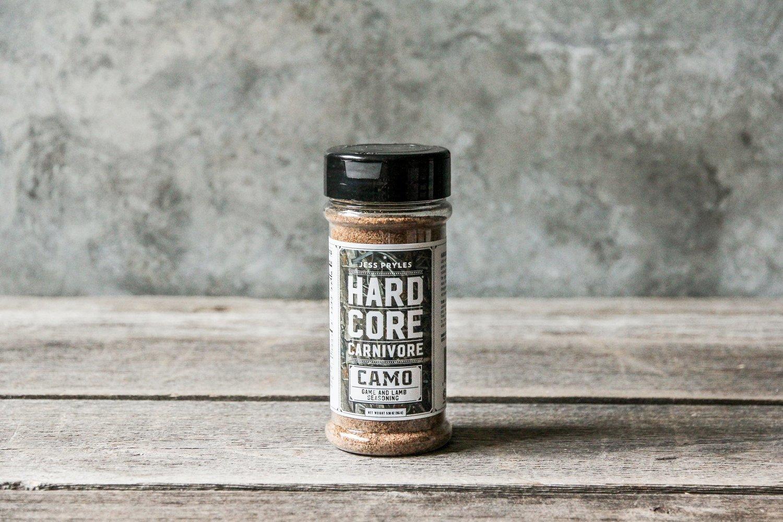 Hardcore Carnivore: CAMO 5.5 oz