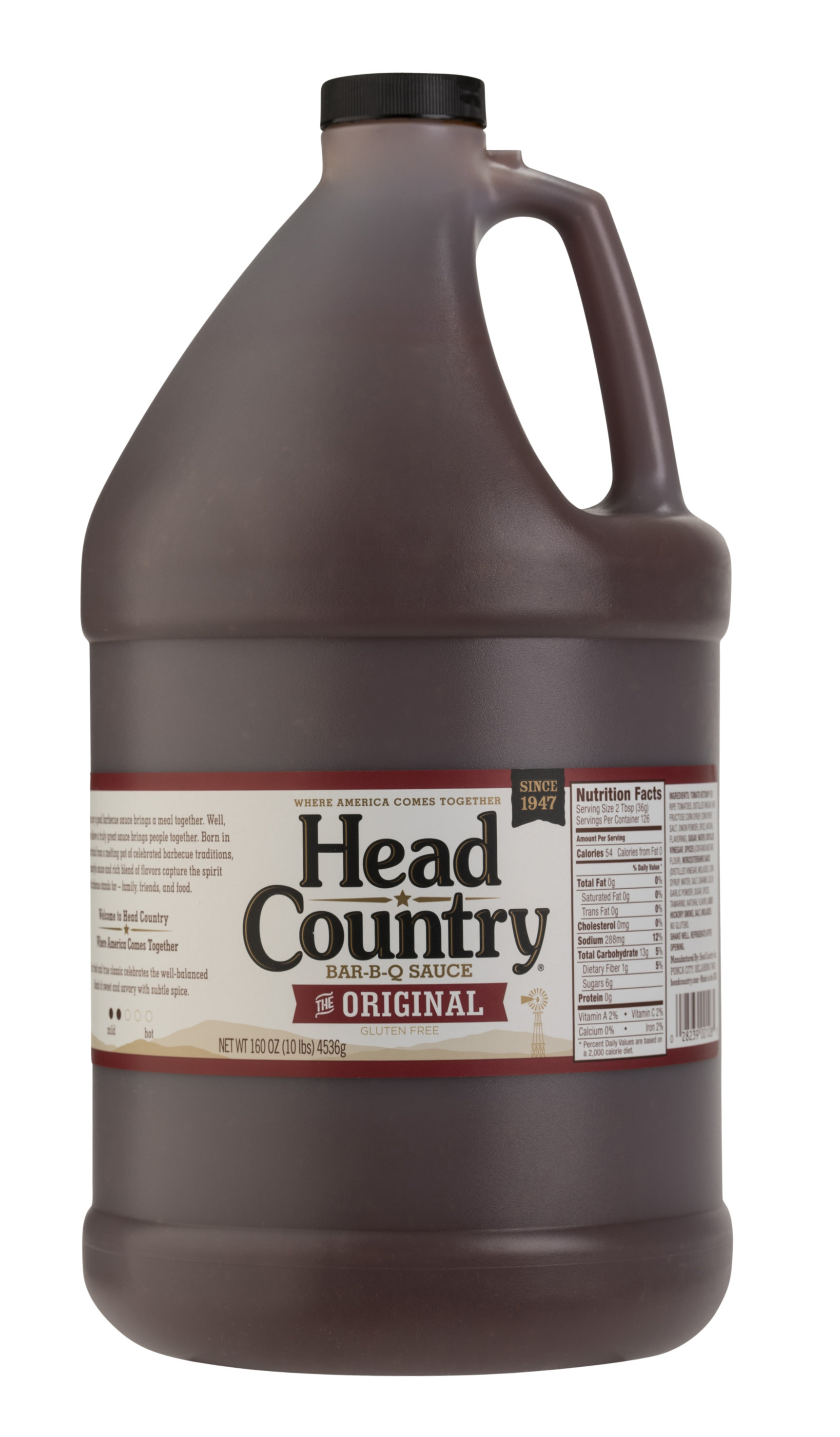 Head Country Original-1 gallon 0028239001285