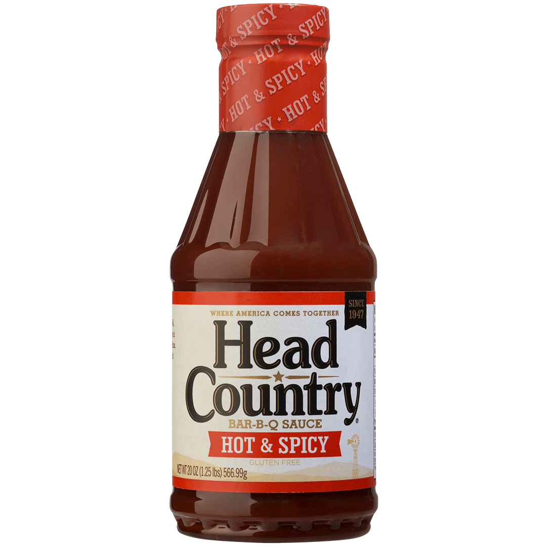 Head Country Hot n Spicy-20 oz 0028239003203