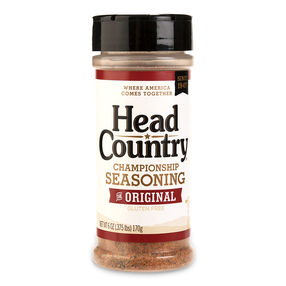 Head Country Original Championship Seasoning-6oz 0028239003067