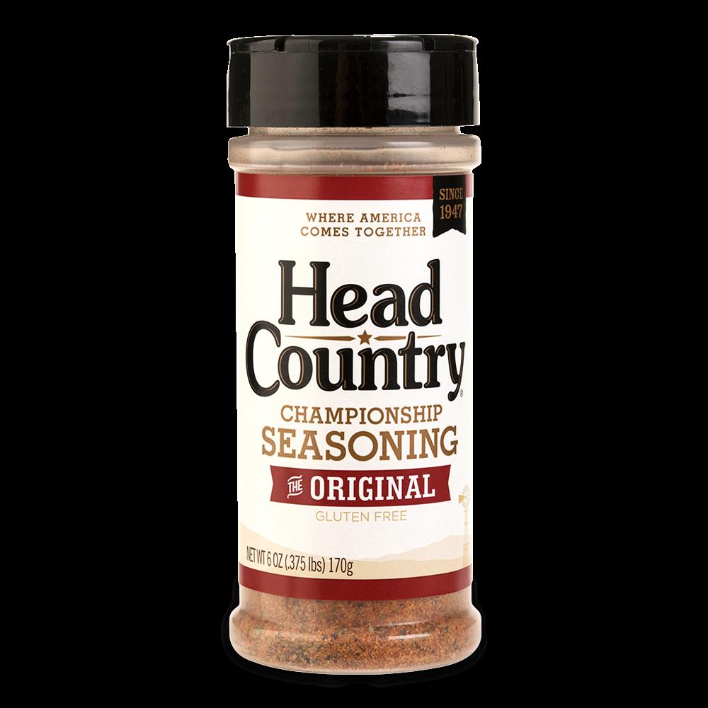 Head Country Original Championship Seasoning-6oz