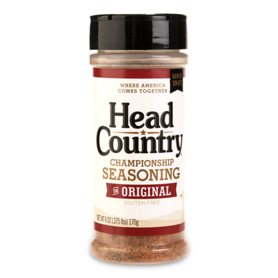 Head Country Original Championship Seasoning-6oz