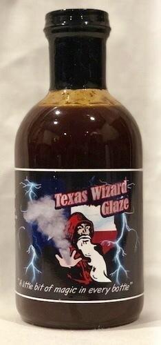 Texas Wizard Glaze 0720260556764