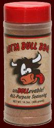 Lotta Bull BBQ- UnBULLevable all purpose BBQ Seasoning