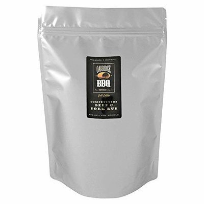 Oakridge BBQ Competition Beef & Pork Rub, 5 lb