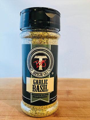 Big T- Garlic Basil Rub 8.75oz