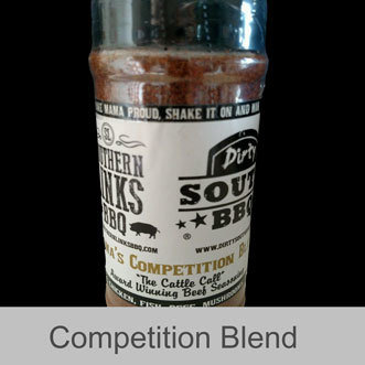 Dirty South BBQ-  Mama's Competition Blend