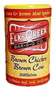 Elk Creek BBQ- Brown Chicken Brown Cow 8 oz