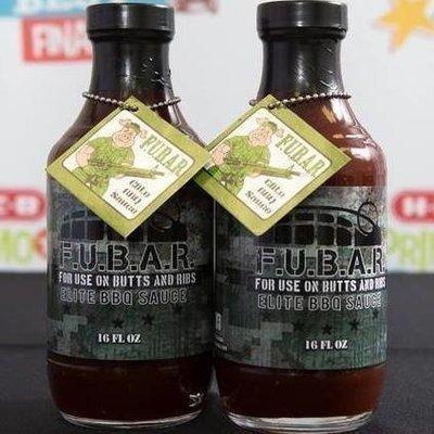 Warpig BBQ - F.U.B.A.R. Elite BBQ Sauce