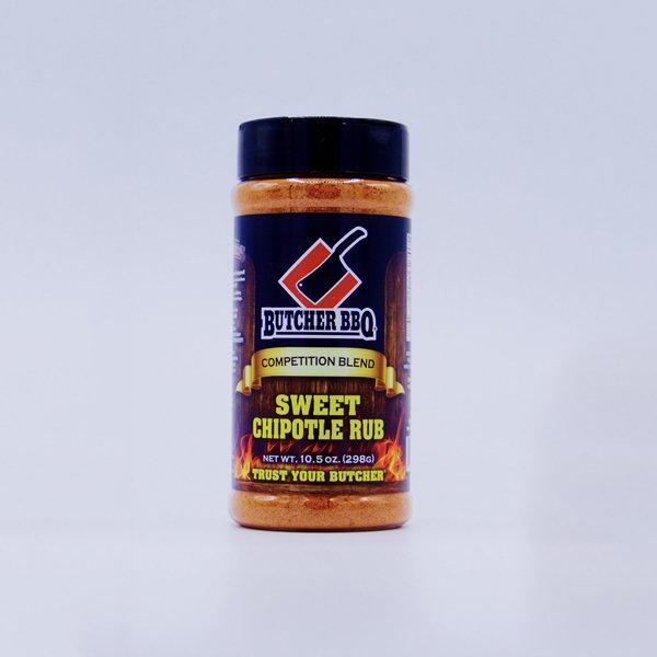 Butcher BBQ- Sweet Chipotle Rub- 12oz 0611165695590