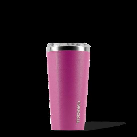 Corkcicle-Tumbler16oz- Waterman Pink