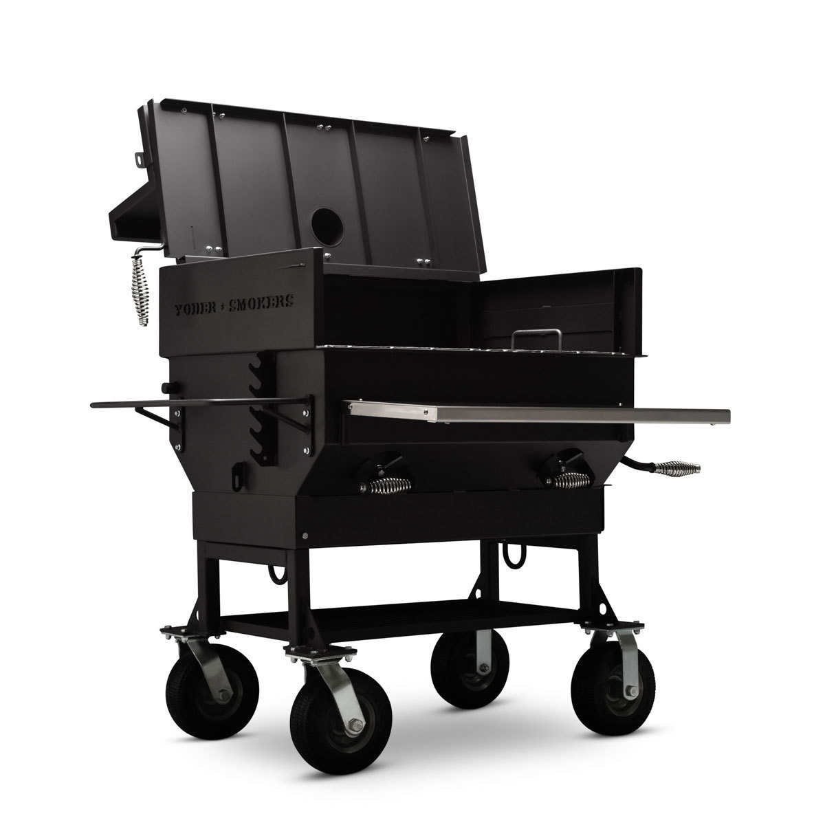 "The Yoder Smokers 24""x 36"" Charcoal Grill"