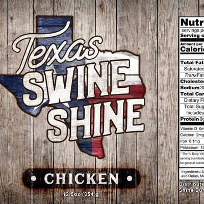 Texas Swine Shine-Chicken Rub