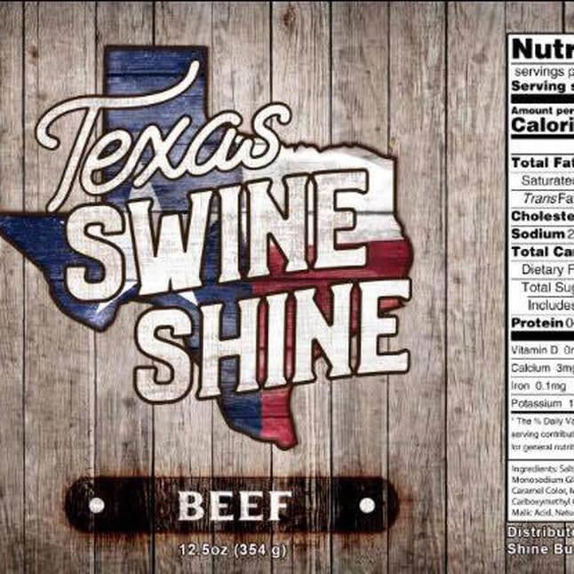 Texas Swine Shine-Beef Rub 0000000022699