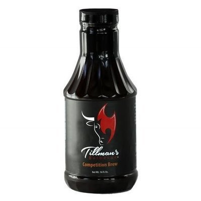 Tillman's BBQ Sauce- Competition Brew-22.7oz