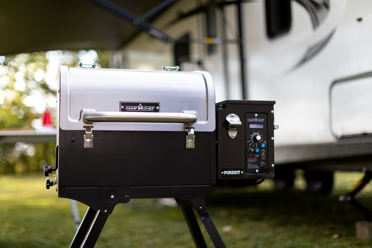 Camp Chef Pursuit 20 Pellet Grill