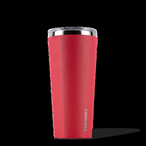 Corkcicle- Waterman Red-24oz Tumbler 0816549020252