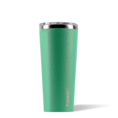 Corkcicle-Waterman Caribbean Green-24 oz Tumbler