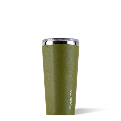 Corkcicle-Waterman Olive- 16oz Tumbler 0816549020849