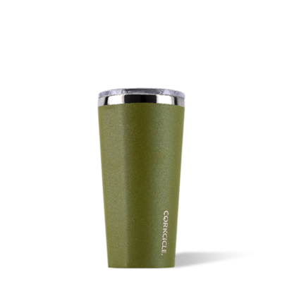 Corkcicle-Waterman Olive- 16oz Tumbler