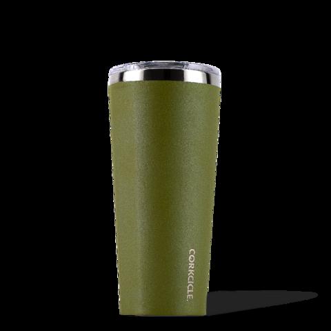 Corkcicle-Waterman Olive- 24oz Tumbler 0816549020832