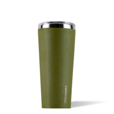 Corkcicle-Waterman Olive- 24oz Tumbler