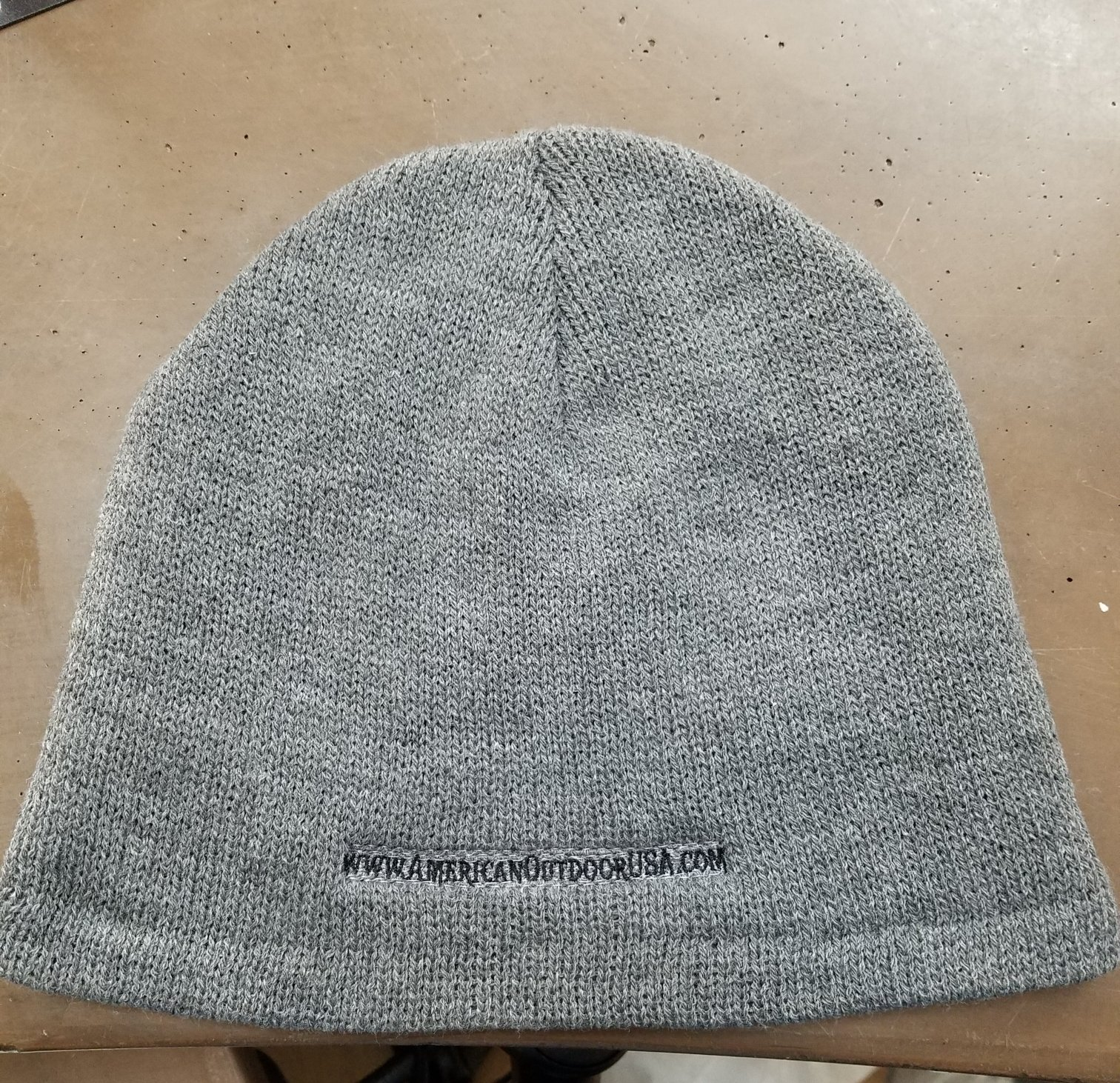 American Outdoor Fleece Lined Beanie