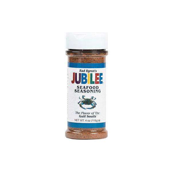 Bad Byron's Jubilee Seafood Seasoning 4oz 0644923586007
