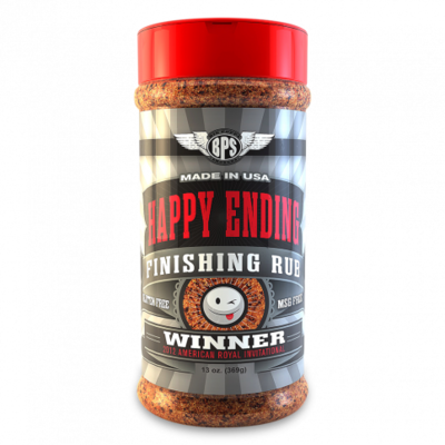Big Poppa Smokers-Happy Ending - Finishing Rub 13oz
